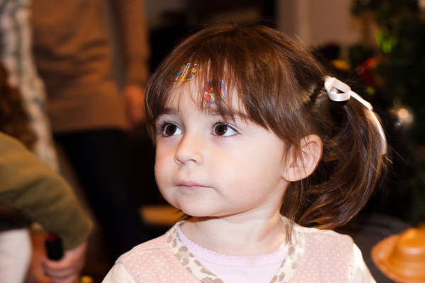 Maria 2nd Birthday - Dec 2011