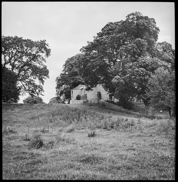 Home of Lena Belton Hutchinson, Moate, Ireland, 1949