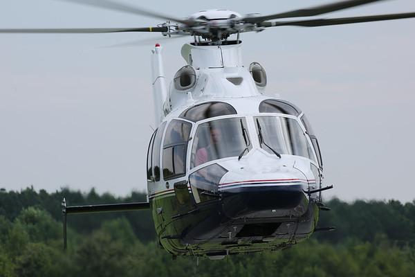 2003 Eurocopter EC-155B, Norfolk, 11Aug18