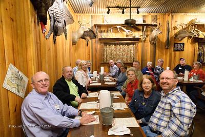 2018-11-10 CCA Cruise to Hillbillys Jessup