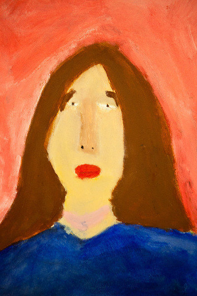 Third Grade Self-Portraits