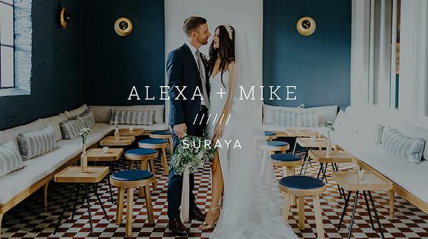 ALEXA + MIKE ////// SURAYA