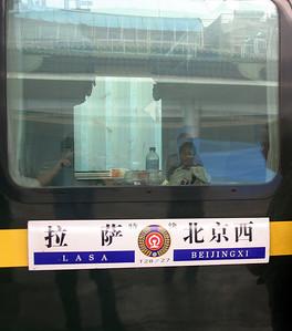 Beijing to Lhasa; 48hrs on Tibet-Qinghai railway 2006