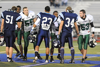 10/31/08 Playoffs Livonia Stevenson vs West Bloomfield Lakers