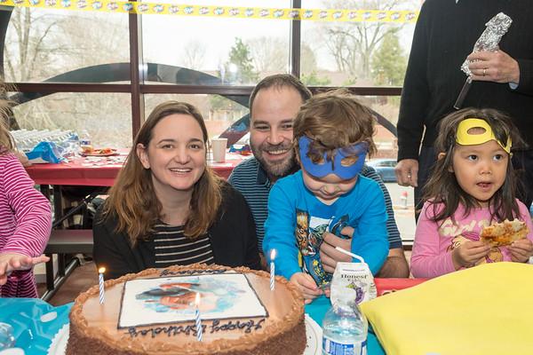 1217 Zachary's 3rd Birthday