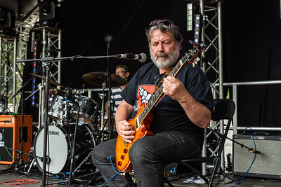EBF2019 Tim Stafell and Paul Stewart Band