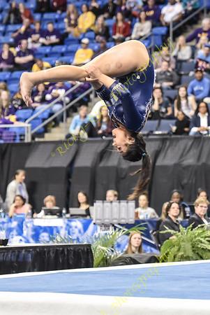 2018-04-20 - NCAA Women's Gymnastics semi-final session 1