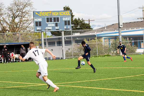 EHS JV Soccer 2021