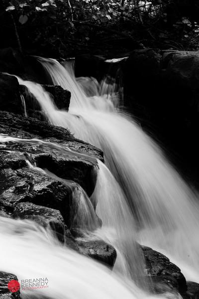Upper falls  Ho'opi'i falls