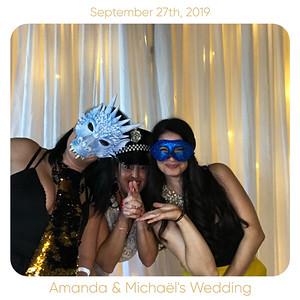 Amanda & Michaël's Wedding