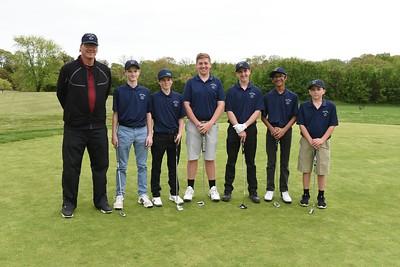 2019-4-25 Eastern HS  Golf Team