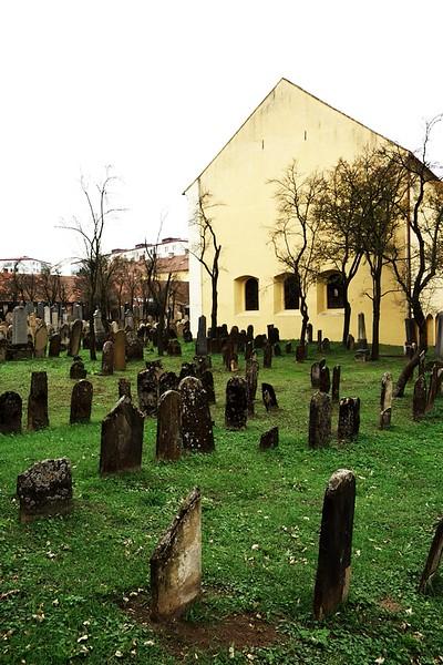 Židovský hřbitov a synagoga Strážnice, 28.10. 2011