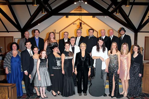 DBKphoto / A Benefit Concert For OCNJ CARE 1/12/2013
