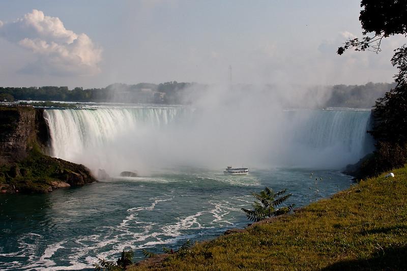Canadian Horseshoe Falls
