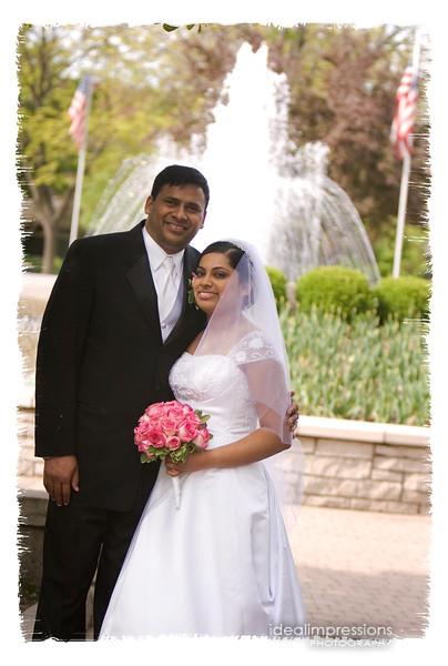 Caryadiyil-Eapen Wedding