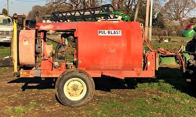 Rears Pul Blast Sprayer#57