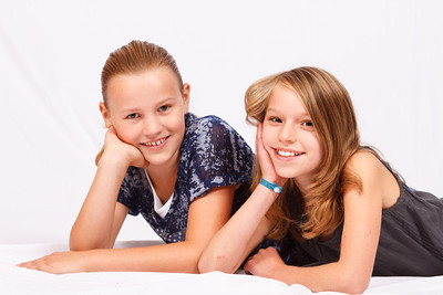Lucelle en Michelle