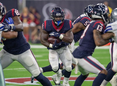 2018 Texans Pre-Season
