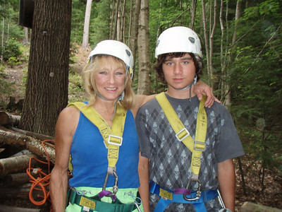 Alpine Zipline in NH