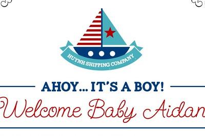 Welcome Baby Aidan 9/28/14