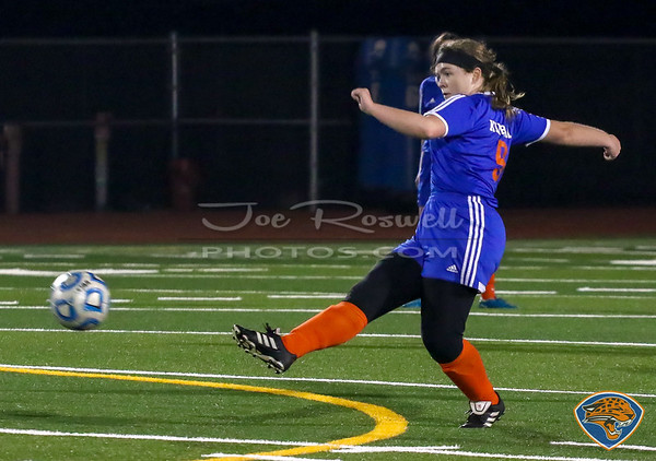 2018 - Kimball vs. Liberty - JV Girls Soccer