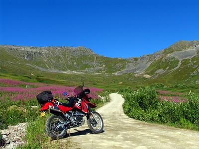 Hatcher Pass Area