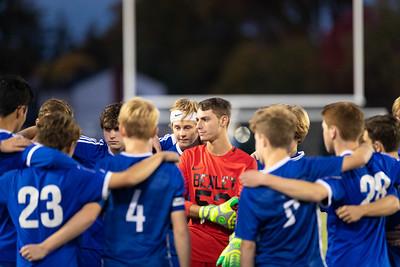 Varsity Boys Soccer vs Centennial