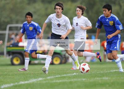 Delmar Varsity Soccer vs Sussex Central