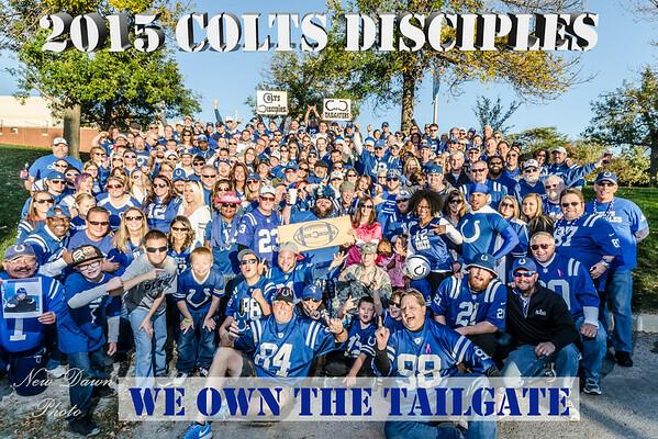 2015 Colts Disciples