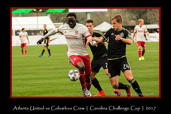 CCC | Atlanta United vs Columbus Crew | 2-18-17
