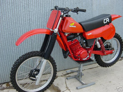 1980 CR 125