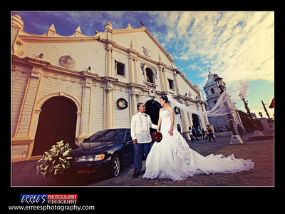 """top wedding photographers of the Philippines, Manila best wedding photographer, Ilocos best wedding Photographer / Erree's Photography  ~ """"  No Matter What Happen... I Marry You """" ~ Randy and Grace Wedding"""