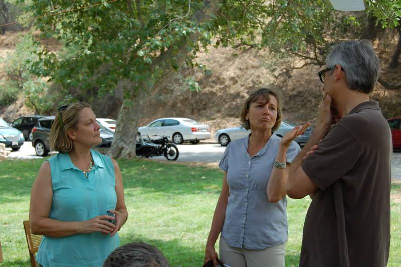 Bethia Sheean, Ellen Suter, & Richard Swearinger