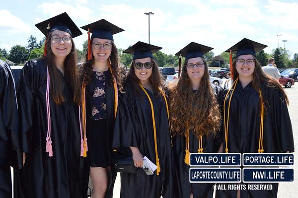La Porte High School Graduation 2018