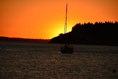 15 Jul - Whidbey Island Sunset