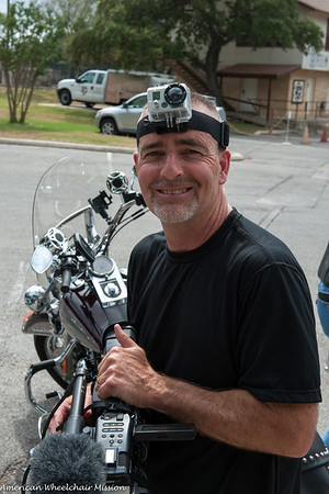 Texas Knights on Bikes