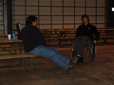 Dual sport training