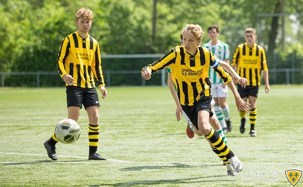2021-06-12 VV Kloetinge JO17-4 - Kruiningen JO17-1 [regiocup, 1-5]