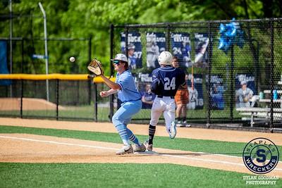 Varsity Baseball vs. Darien - May 19, 2021