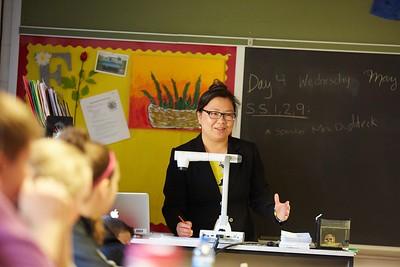 2016 UWL Alumna Mai Chao Author