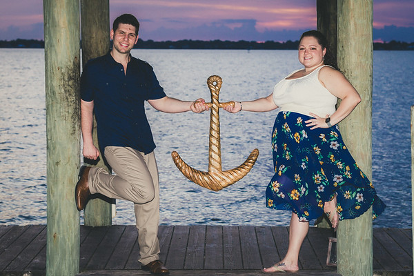 Krystena & Justin's Engagement Session
