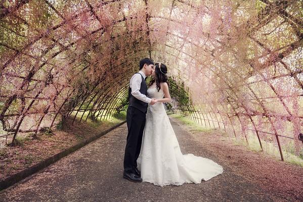 Japan Kyushu Pre-Wedding 日本北九州婚紗