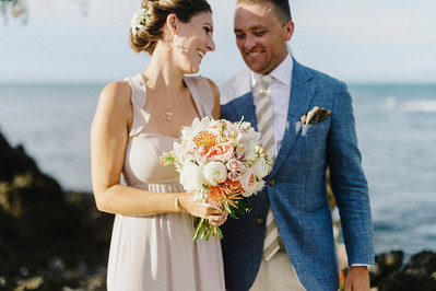 Pam and Michael // Four Seasons Hualalai