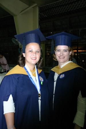 Kerryn's MBA Graduation 2004