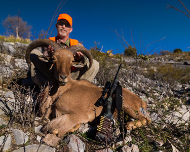 Devil's River Aoudad Hunt 2016