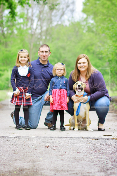 Lucky  Mutts Family Minis
