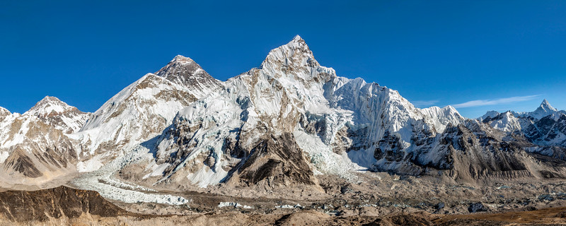 Everest from Kala Patthar