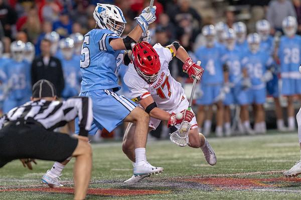 College Men's Lacrosse: Maryland vs. Johns Hopkins
