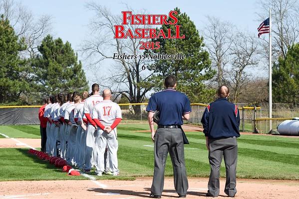 2015 FHS Baseball Varsity