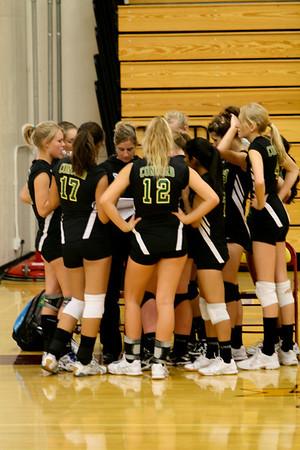 CHS JV Volleyball Oct 29